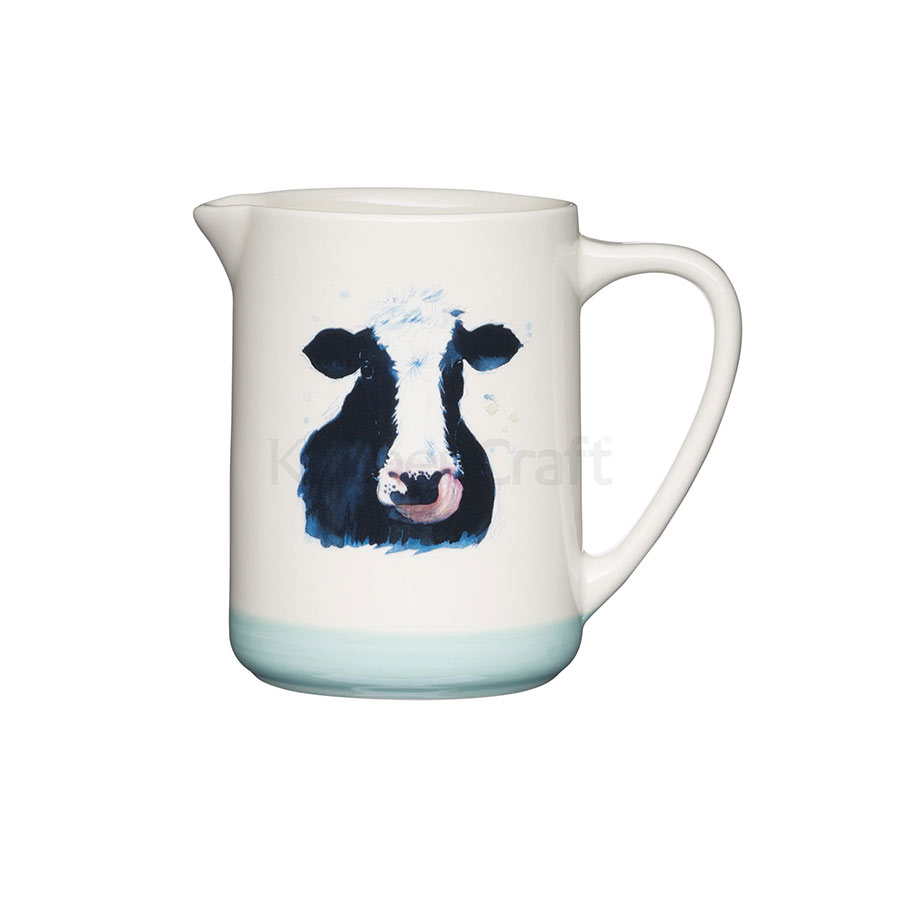 Apple Farm Ceramic Milk Jug 500ml