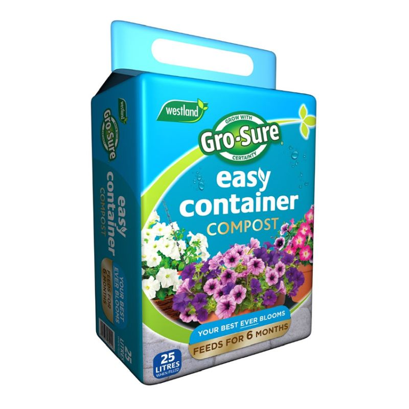 Gro-Sure Easy Container Compost 25ltr