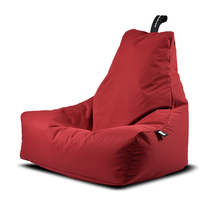 Mighty Outdoor Bean Bag Chair - Red