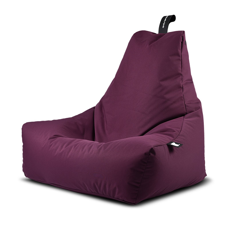 Mighty Outdoor Bean Bag - Berry
