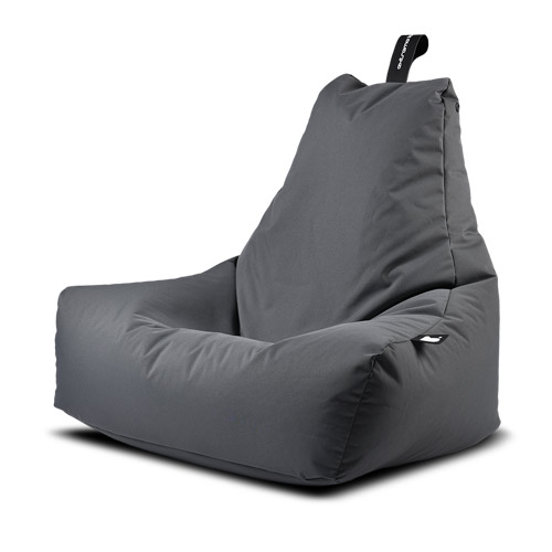 Mighty Outdoor Bean Bag Chair - Grey