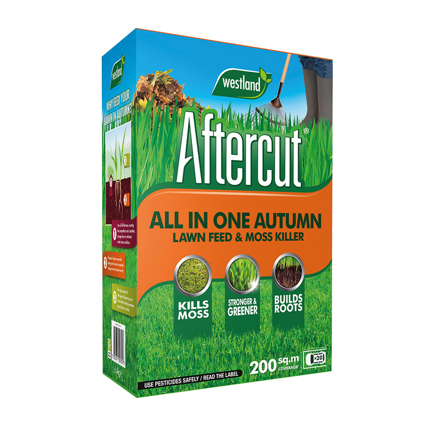 Aftercut All In One Autumn 200m² Box