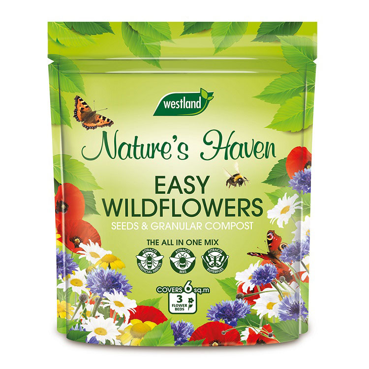 Natures Haven Easy Wildflower 1.5kg