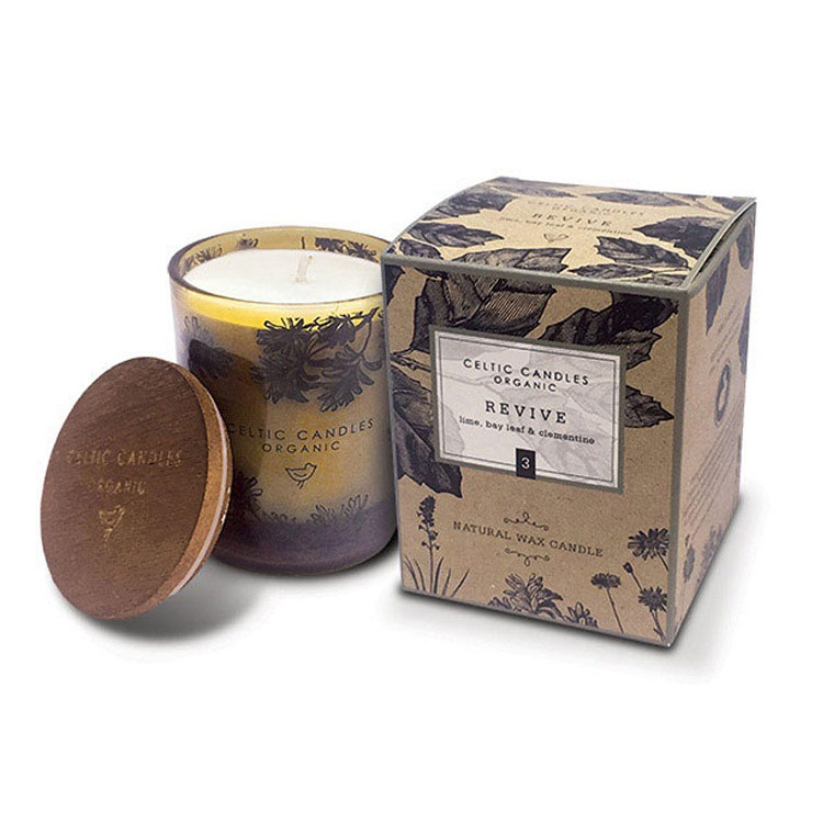 Revive Lime, Bay Leaf & Clementine Candle