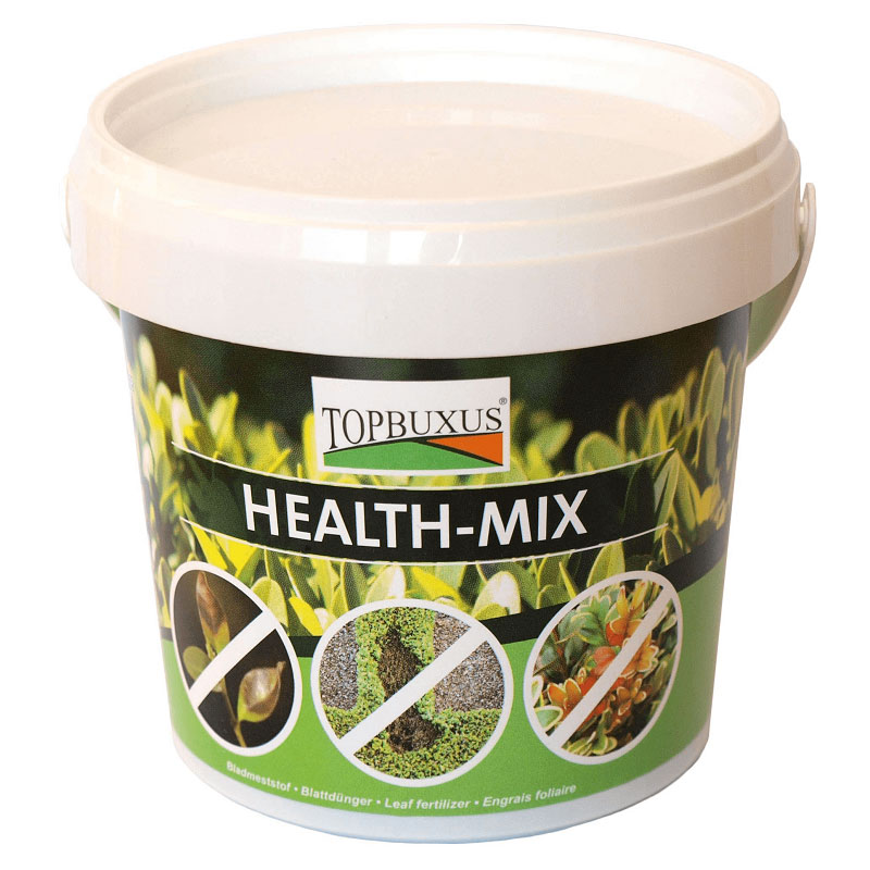 Topbuxus Health Mix - 10 Tablets