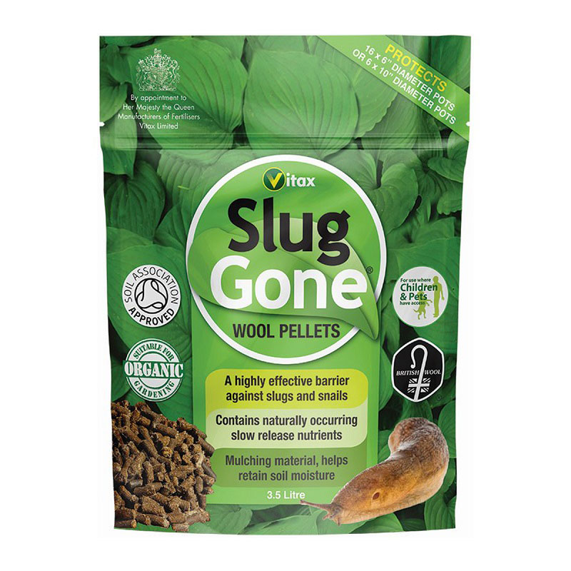 Slug Gone - 3.5 Litre