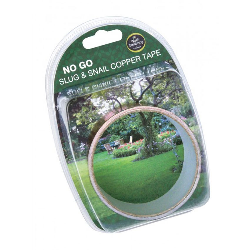 No Go Slug & Snail Copper Tape (4m)