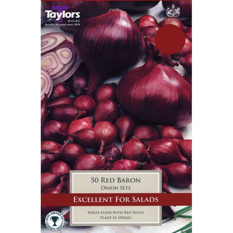 Pre-Packed Onion Red Baron