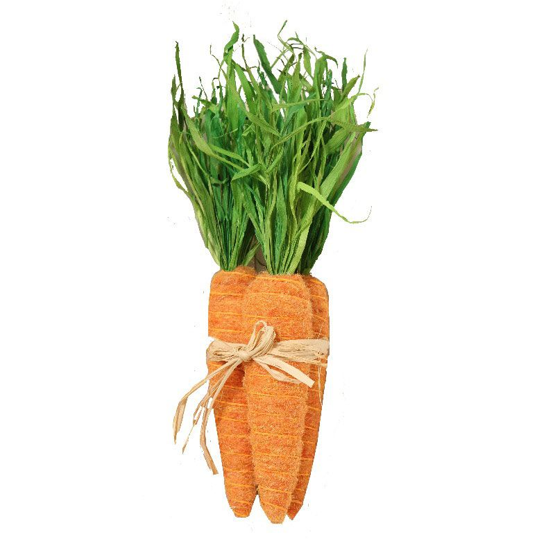 Decorative Carrot Bundle