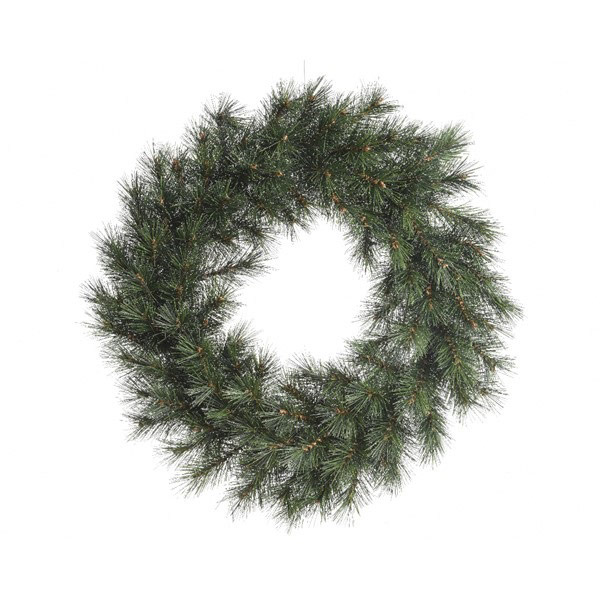 Frosted Malmo Wreath 35cm
