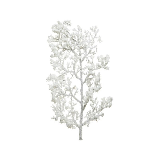 Snow White Branch on Stem 108cm