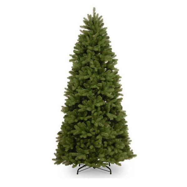 Newberry Spruce Slim Hinged 7ft Feel Real  Artificial Tree
