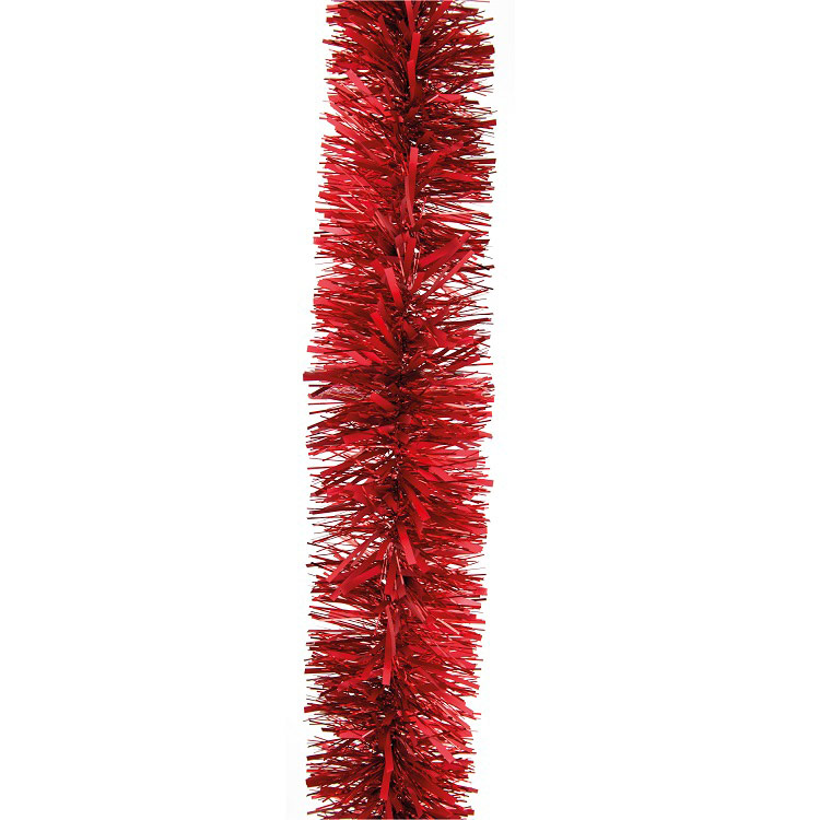 Red Decorative Garland 10cm