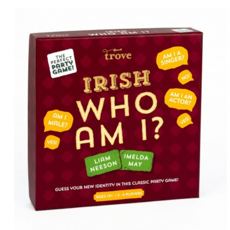 Irish Who Am I?