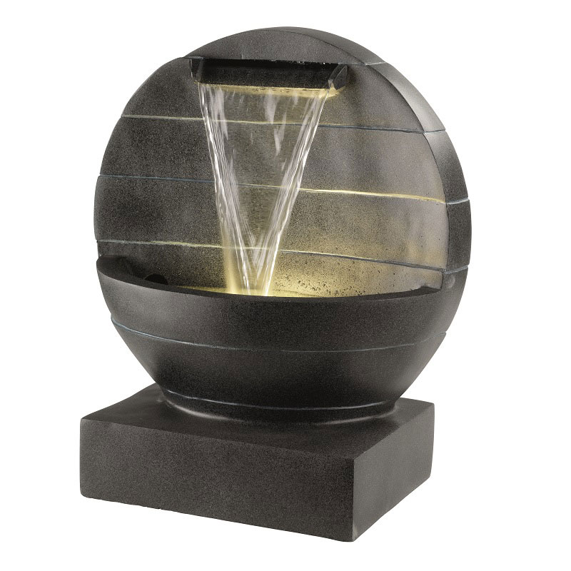 Led Poly Fountain Round