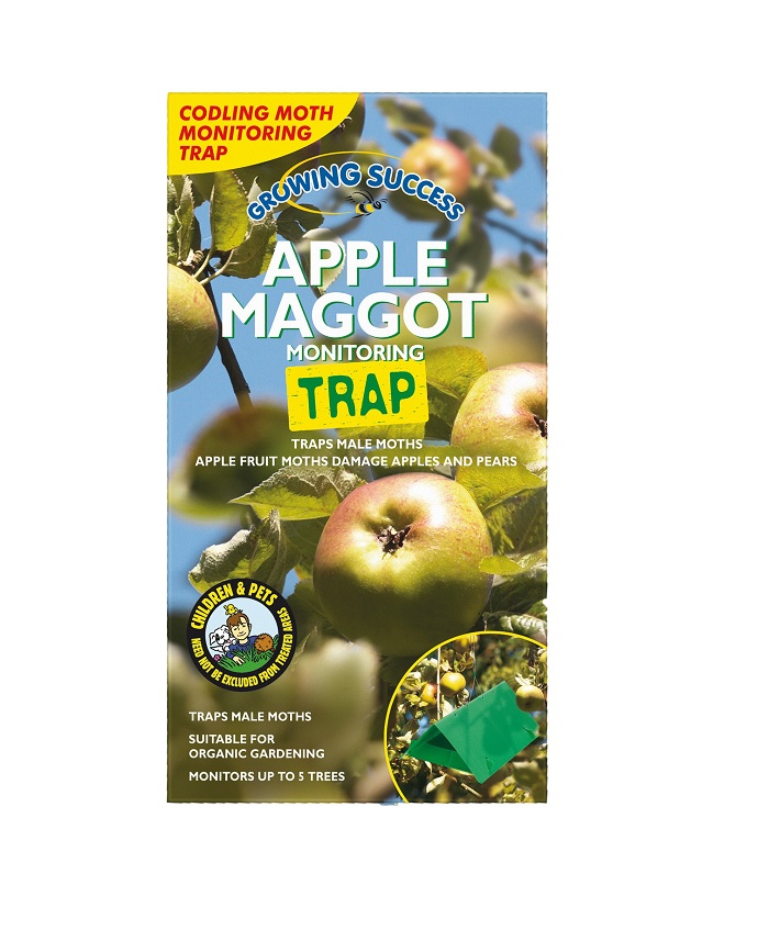 Apple Maggot Control