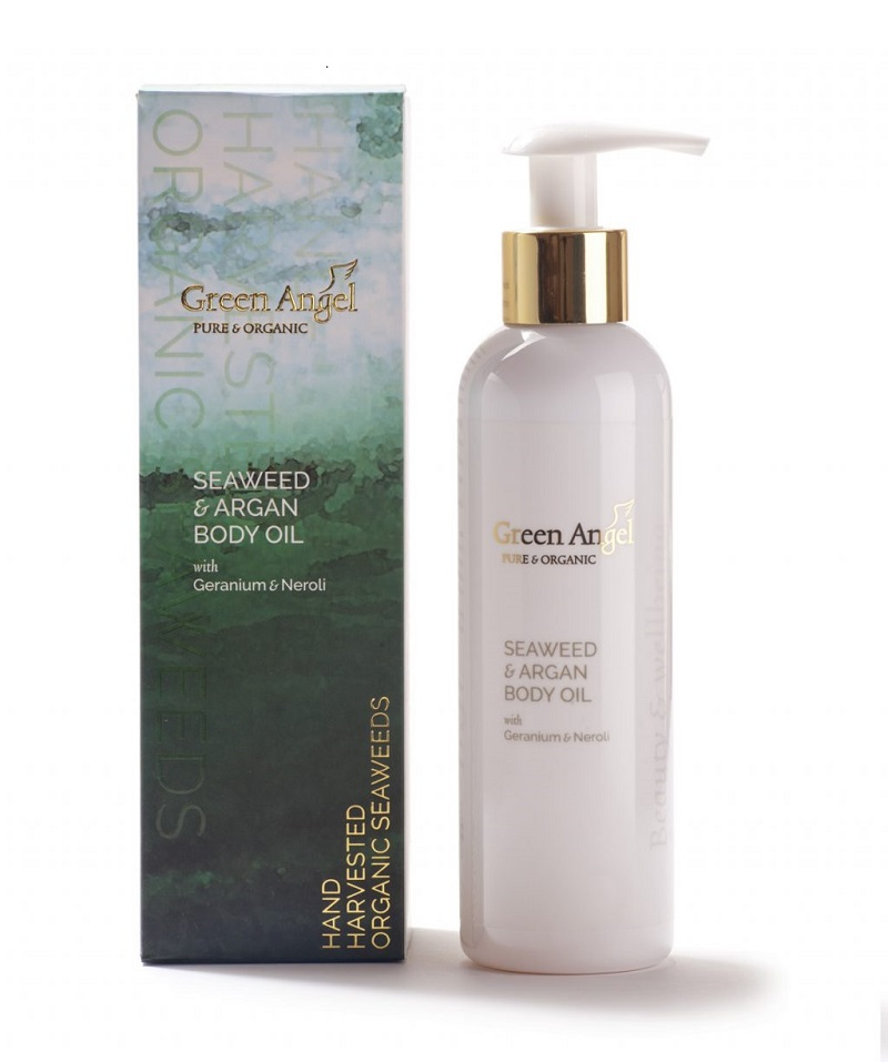Argan Body Oil Neroli Geranium