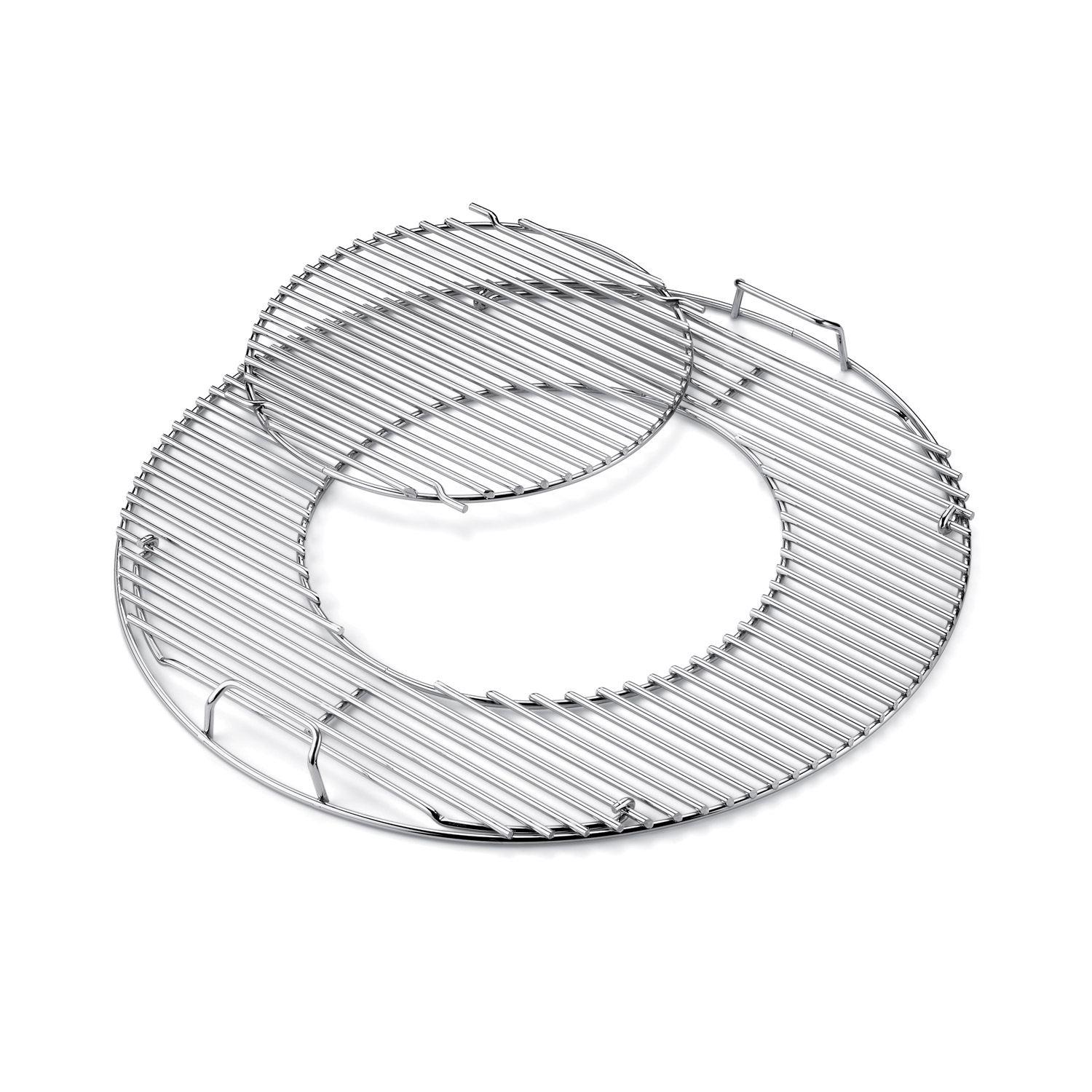 Gourmet BBQ System Hinged Grate Set Cooking Grates