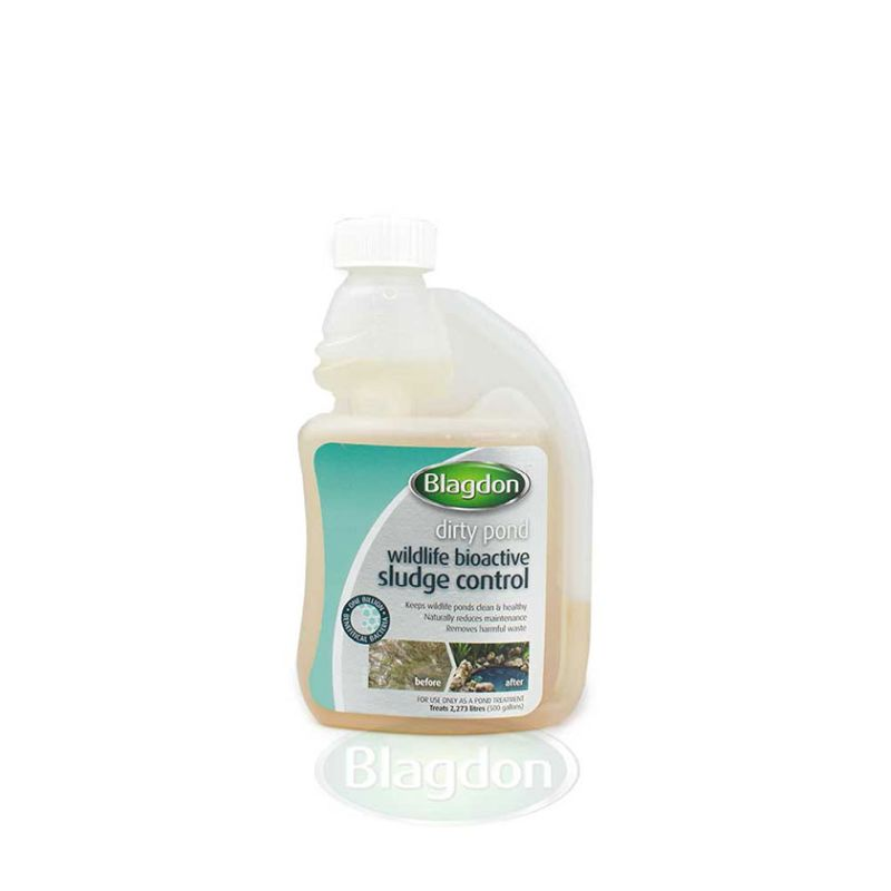 Bioactive Sludge Control 250ml