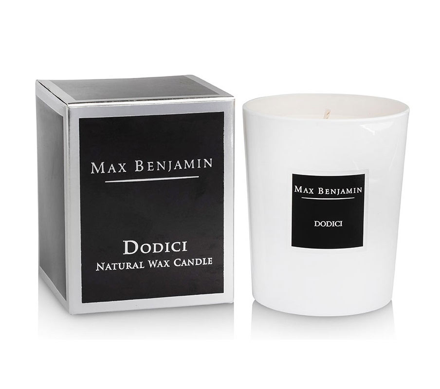 Dodici Scented Candle 190g - Spicy