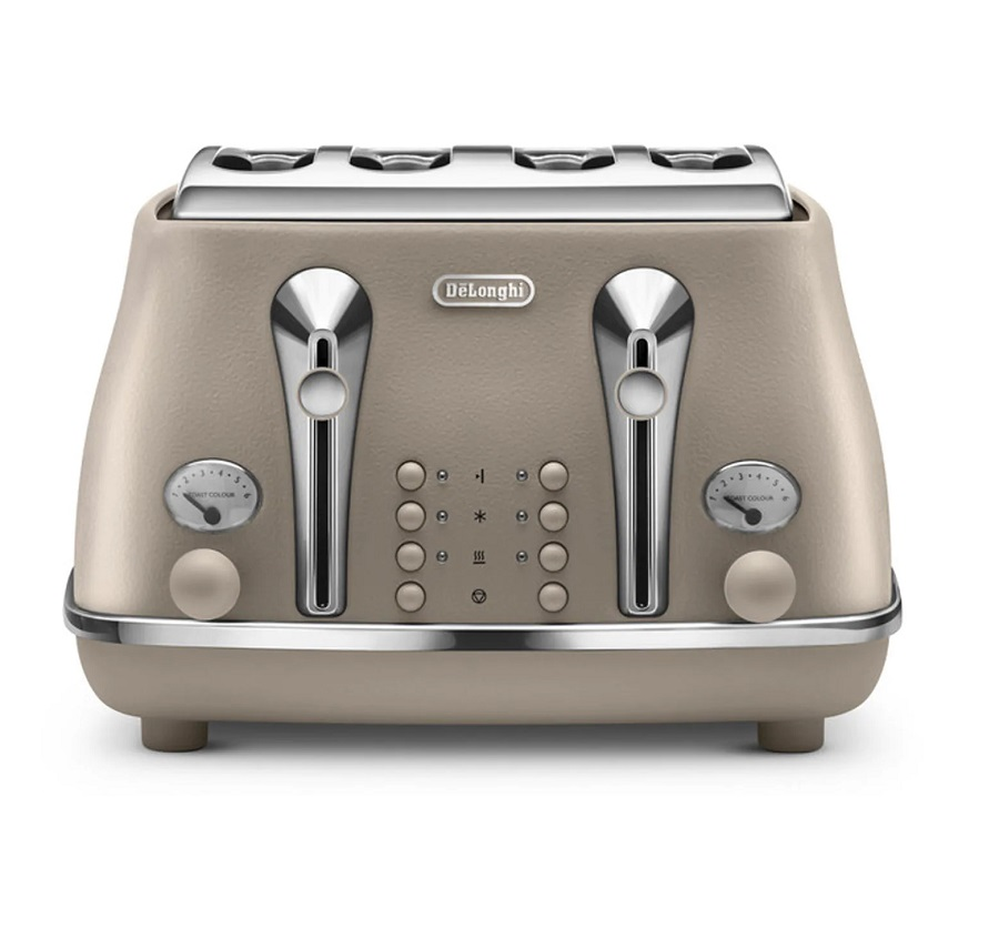 Delonghi Elements Toaster Desert Beige