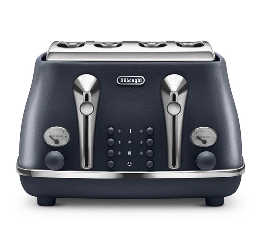 Delonghi Elements Toaster Ocean Blue