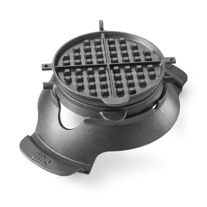 Original Gourmet Barbecue System Insert Waffle/Sandwich Iron