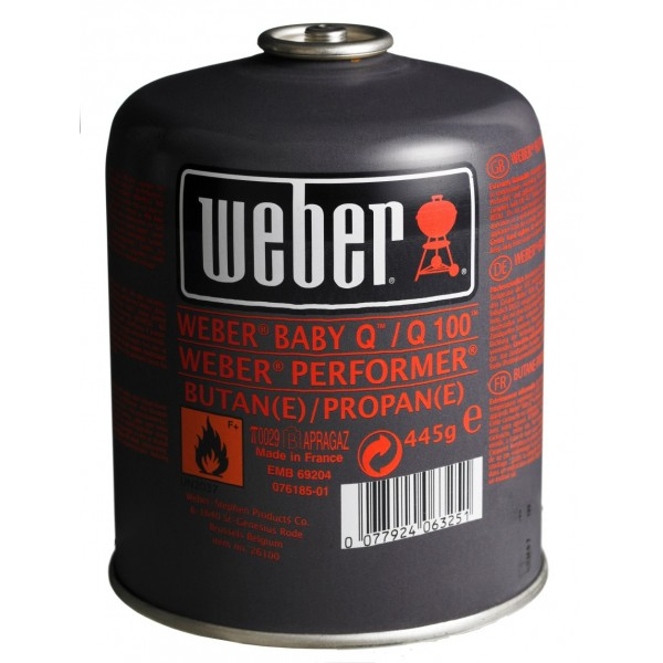 Weber® Disposable Gas Canister (Q100/Perf)