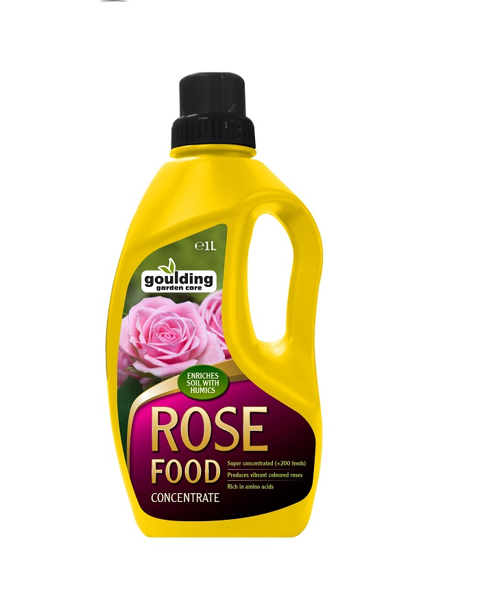 Goulding Liquid Rose Food 1ltr
