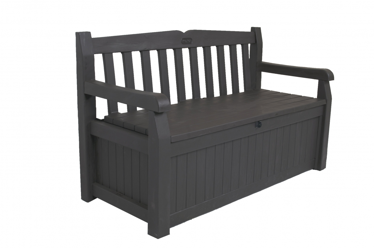 Iceni Storage Bench Brown