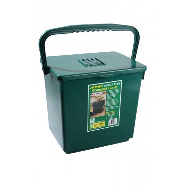 Jumbo Odour Free Compost Caddy 30L