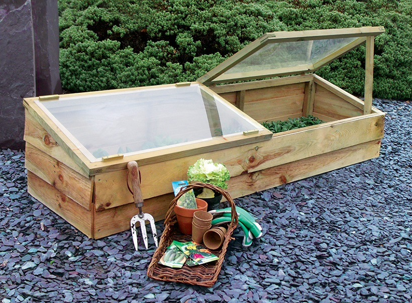 Large Cold Frame 1.67m