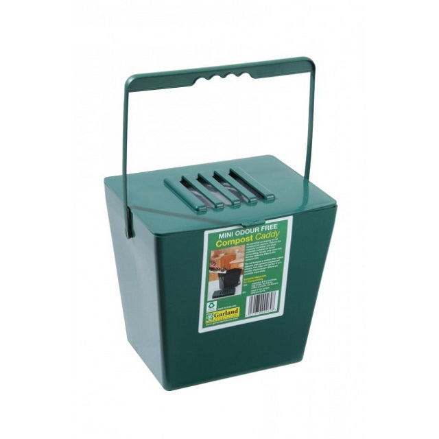 Mini Odour Free Compost Caddy 5ltr
