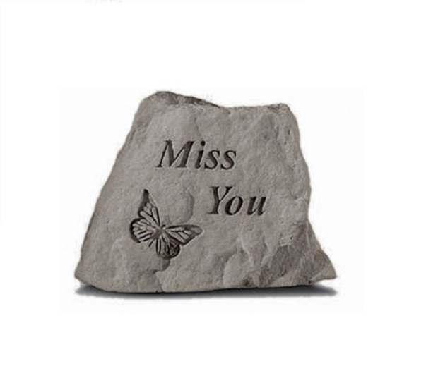 Miss You with Butterfly