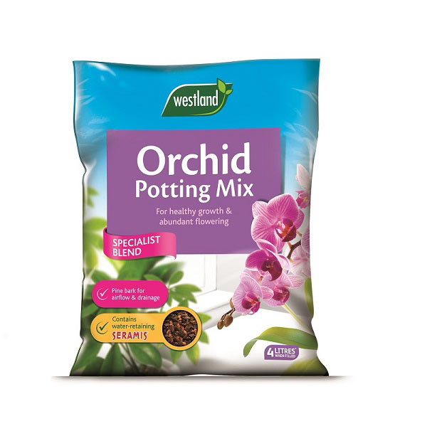 Orchid Potting Mix 4lt