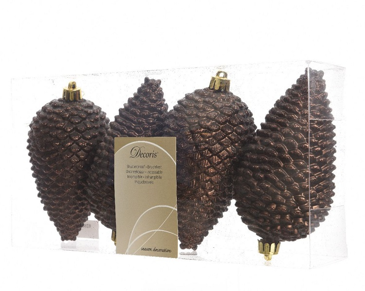 Pinecone with hanger Dark Chocolate