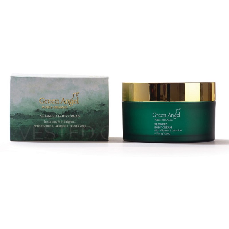 Seaweed Body Cream Jasmine & Neroli