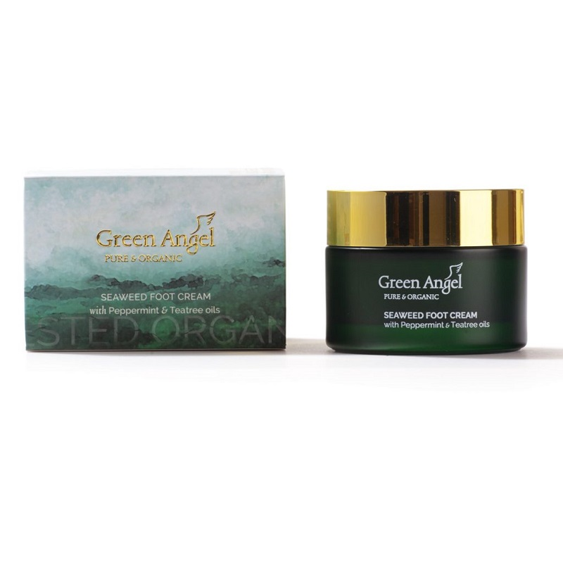 Seaweed & Peppermint Foot Cream
