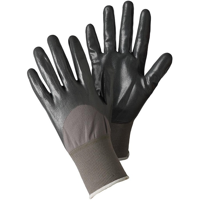Seed & Weed Gloves Cool Gray Large