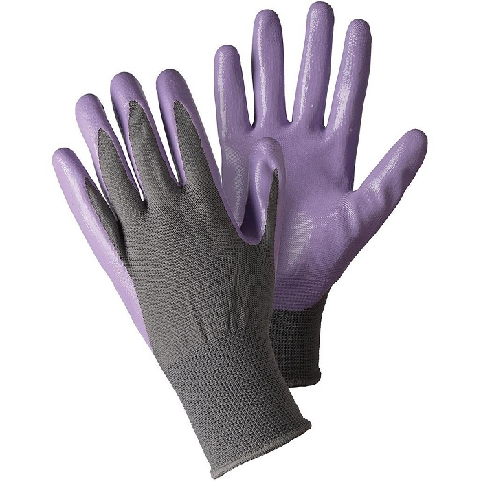 Seed & Weed Gloves Lavender Medium