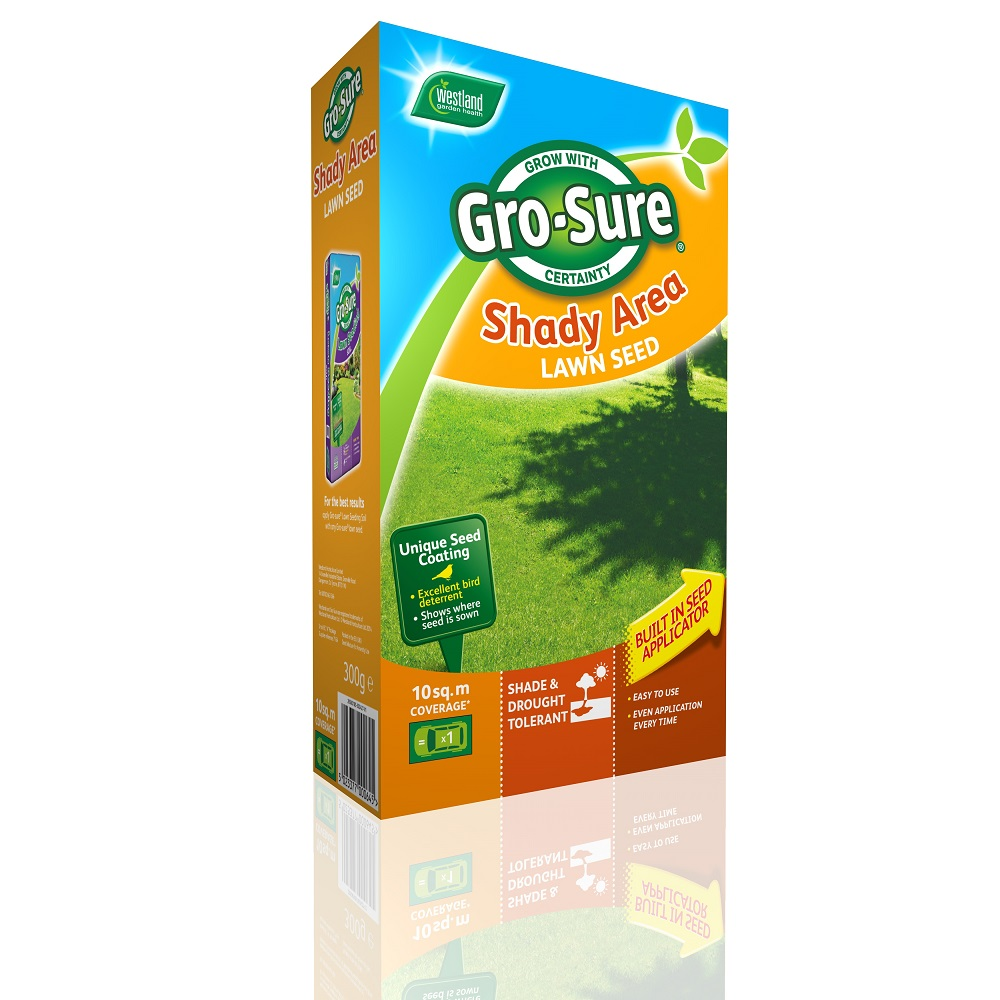 Gro-Sure Shady Lawn Seed 10m²