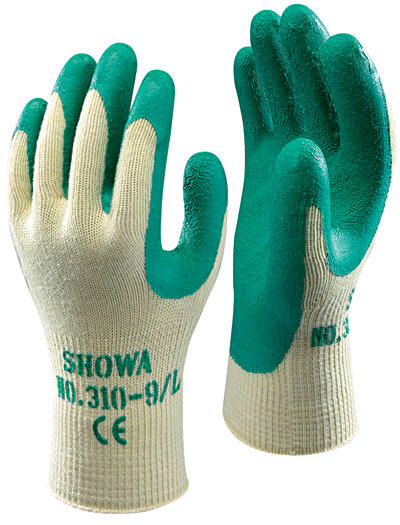 Showa Glove 310 Grip Grn (XL)