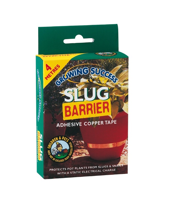 Slug Barrier Copper Tape 4m