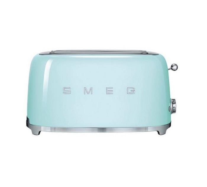 Smeg 4 Slice toaster Green