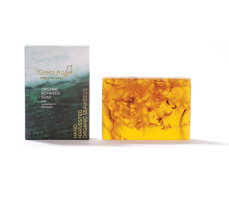 Soap Seaweed & Lavender Oil