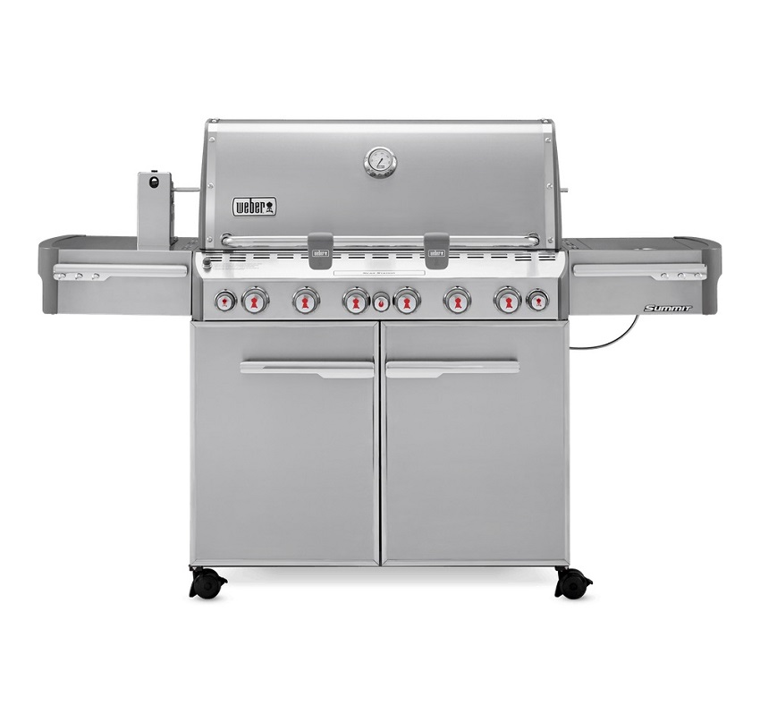 Weber Summit S-670 Stainless Steel