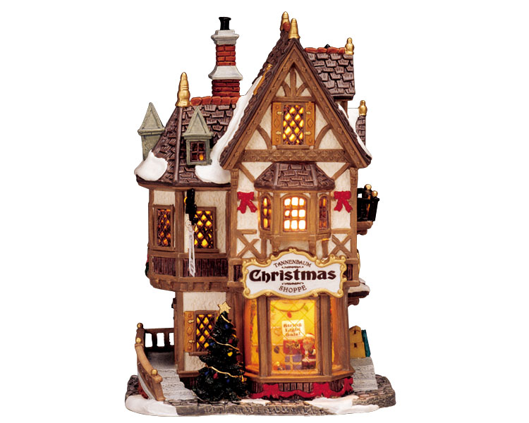 Tannenbaum Christmas Shoppe LED