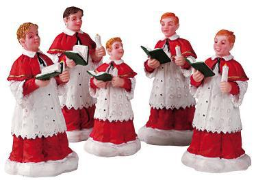 The Choir Set of 5