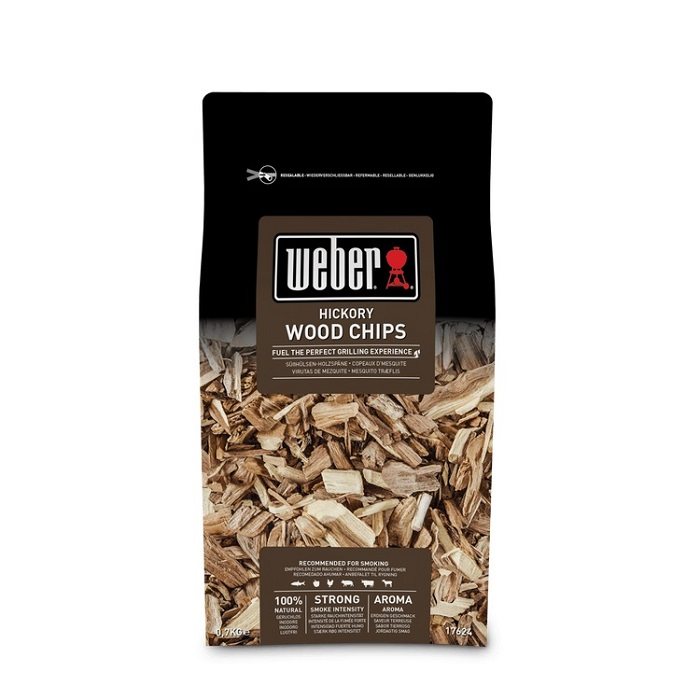 Wood Chips Hickory 700g