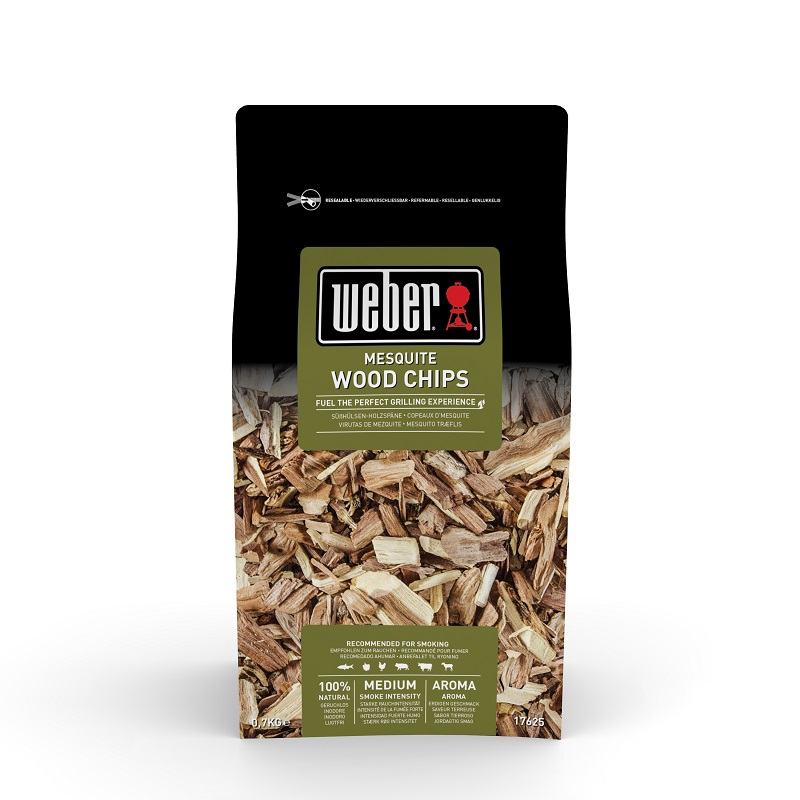 Wood Chips Mesquite 700g